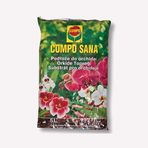 Compa Orkide Toprağı 5 Litre 1